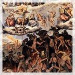 L'Inferno. Giorgio Vasari e Federico Zuccari