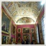 Galleria Palatina, Palazzo Pitti, Firenze