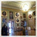 Raffaello e Rubens si contendono il centro della scena nella collezione invidiabile di 16th- all'arte del 18 ° secolo accumulato dai Medici e Lorena duchi nella Galleria Palatina
