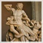 Statua Laooconte Musei Vaticani