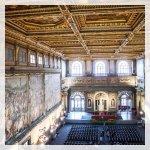 Sala di 500 Palazzo Vecchio