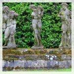 Tre figure grottesche di Romolo del Tadda