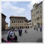 San Gimignano, piazzas medievales