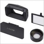 VCL-HG0872K Ottica di conversione wide Sony