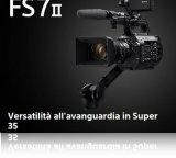 NEW SONY PXW-FS7 II