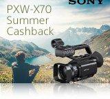 PXW-X70 SUMMER CASHBACK