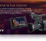 PXW-FS5M2 & ATOMOS SHOGUN INFERNO