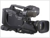 PDW-F355L Camcorder XDCAM HD Sony registrazione HD/SD, 3 sensori CCD Power HAD