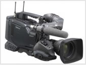 PDW-F800 Camcorder XDCAM HD Sony high-end con registrazione Full HD/SD