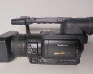 PANASONIC AG-HVX201 USATO / USED