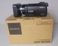 SONY HXR-MC50E USATO / USED