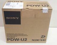 PDW-U2 OPEN BOX