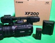 CANON  XF200 USATO / USED
