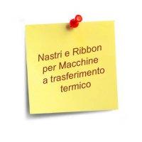Nastri e Ribbon per Macchine a trasferimento termico