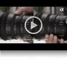 "Sony | α lens | E PZ 18-110mm F4 G OSS ""Smooth Motion Optics"""