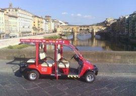 Eco Golf Car sui ponti