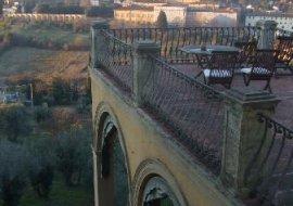 Vista su Firenze...