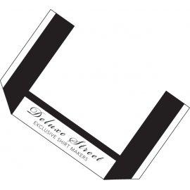 etichetta tessuta per camiceria