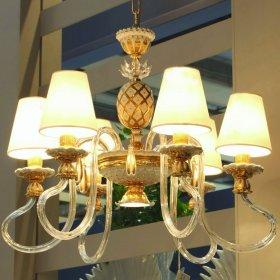 lampadario a 6 luci