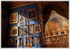 A casa dell'antiquario Stefano Bardini e di Rodolfo Siviero 007 dell'arte