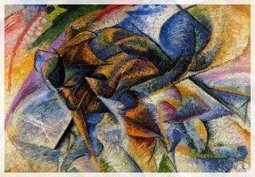 Entdeckungen und das Massaker. Soffici impressionistischen in Florenz