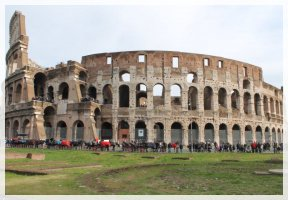 Roma antica: Foro Romano e Colosseo