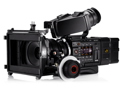 Sony F5 e F55 CineAlta 4K