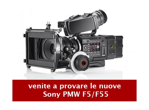 Sony PMW F5/F55