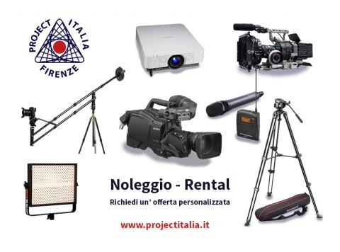 Noleggi Project Italia