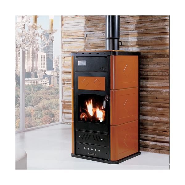 Aerazione forzata termostufa legna - Termostufa combinata legna pellet ...