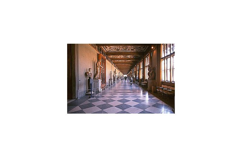 Galerie des offices visite guid e mus e des offices - Musee des offices florence reservation ...