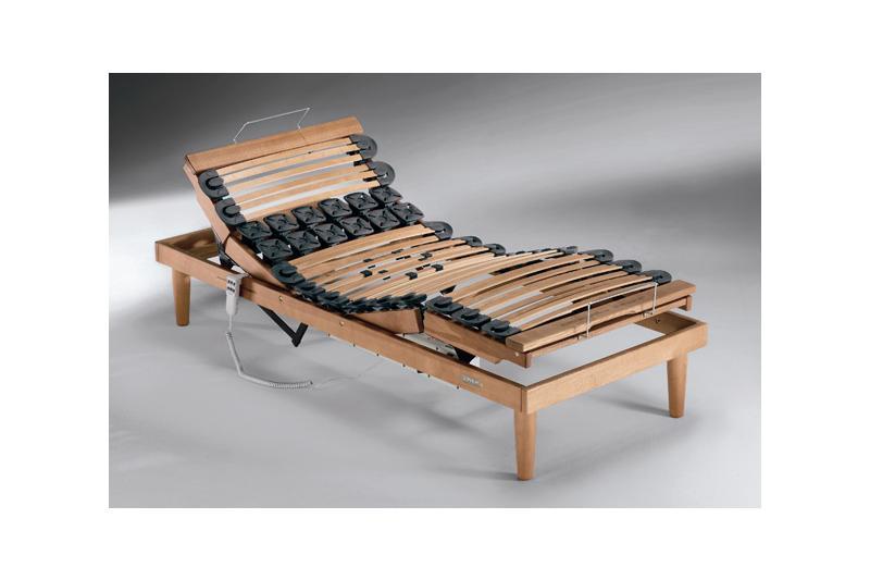 Reti a doghe in legno e metalliche rete per letto materasso fabbrica reti su misura firenze - Reti letto su misura ...