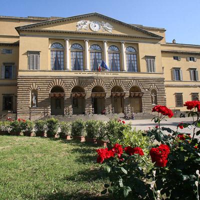 Villa Poggio Imperiale Firenze Visita