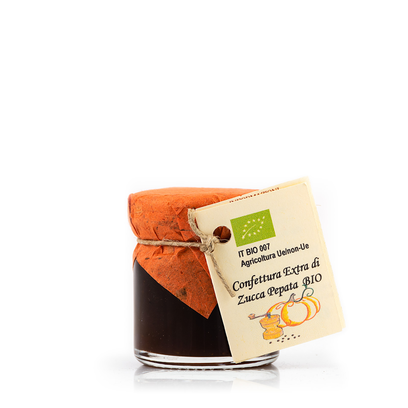 Azienda Agricola La Taverna Confettura Extra di Zucca Pepata