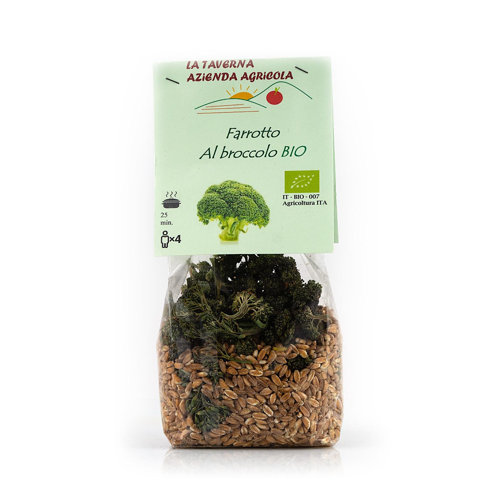 Azienda Agricola La Taverna Farrotto al broccolo BIO