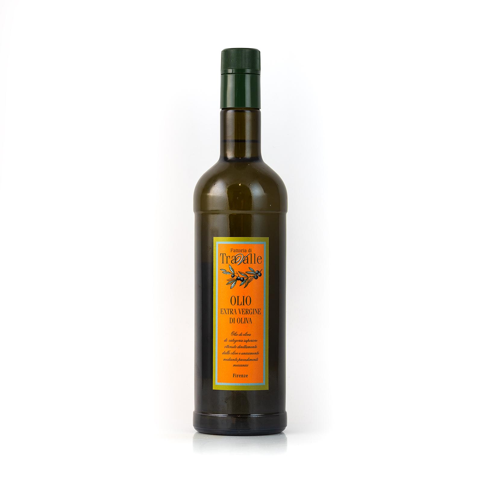 Fattoria di Travalle Olio Extra Vergine di Oliva Travalle - 0,75l