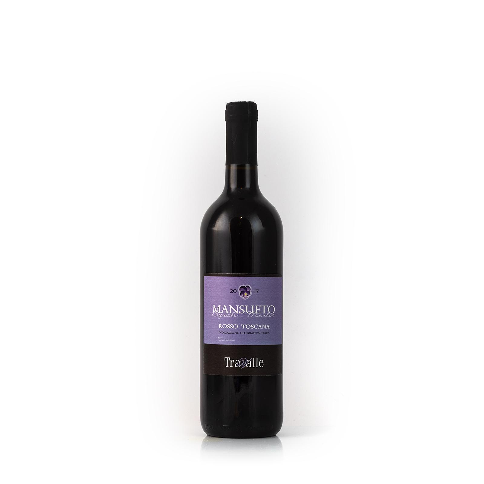 Fattoria di Travalle Mansueto Vino Rosso Toscana