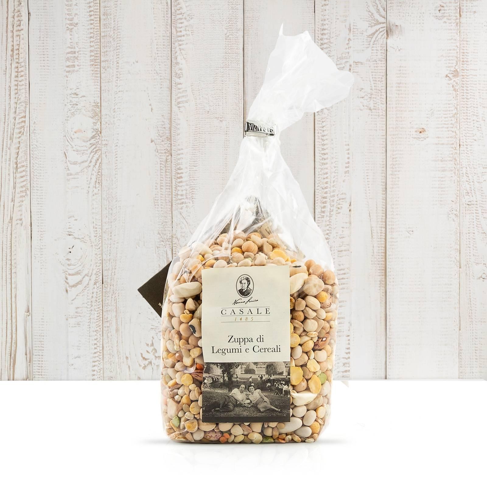 Casale 1485 Zuppa di Legumi e Cereali